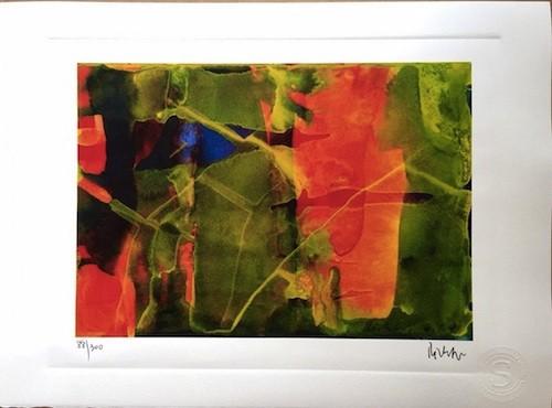 Lithographie, 60191, Gerhard Richter