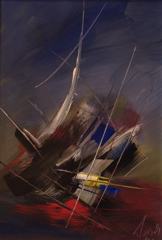 Mouvance maritime, Munsch Eric