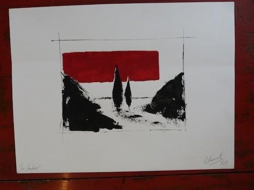 Les Peupliers, Simonutti Ricardo