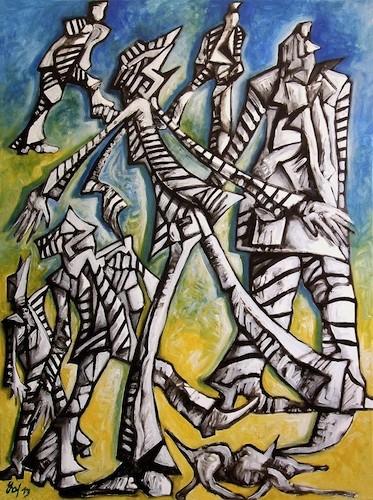 Urban Walkers, Christophe Gol