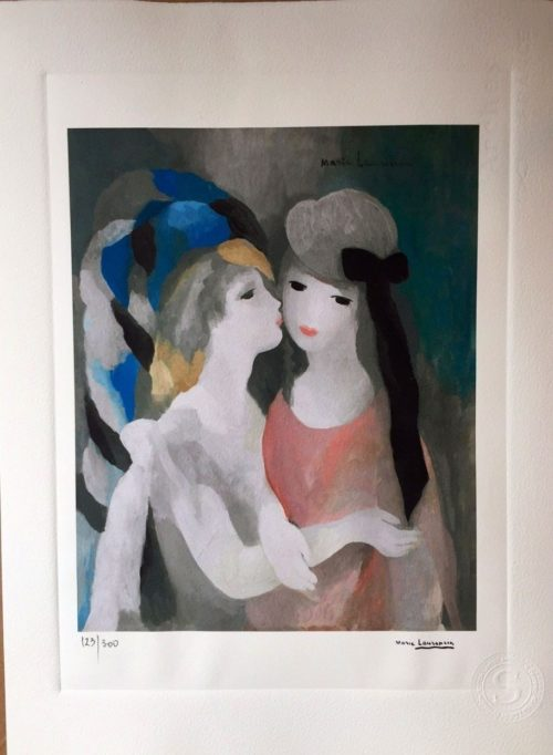 La grande passion, Marie Laurencin