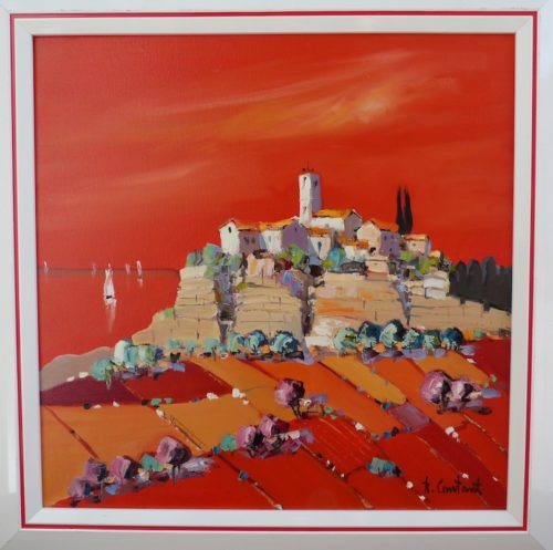 Provence rouge